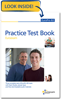 Course and practice books | Euroexam